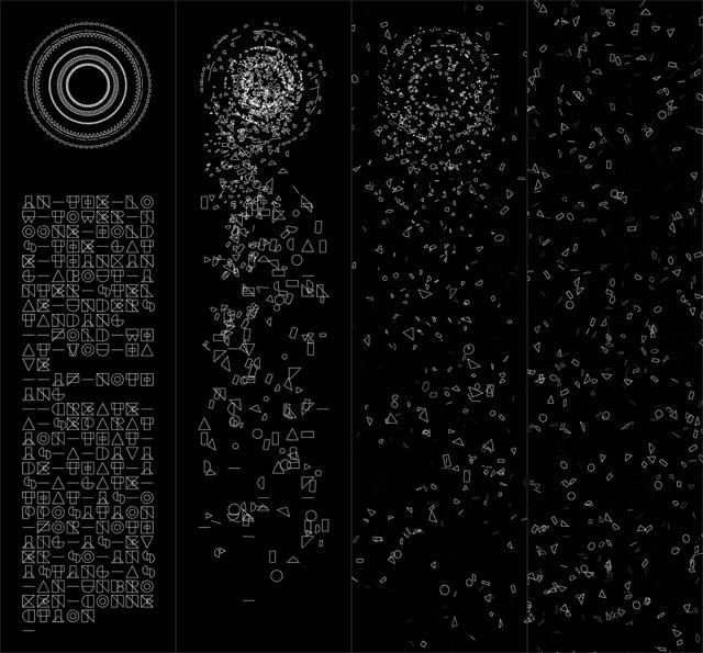 Glyph - Text Dissolve