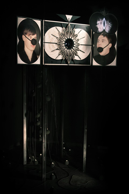Altar Ego - Installation View (Museumsquartier, Vienna)