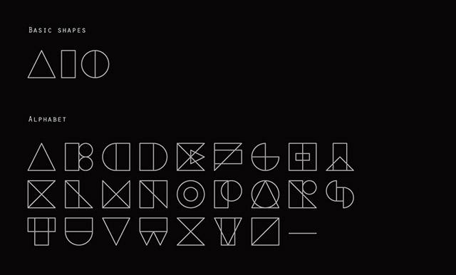 Glyph - Alphabet