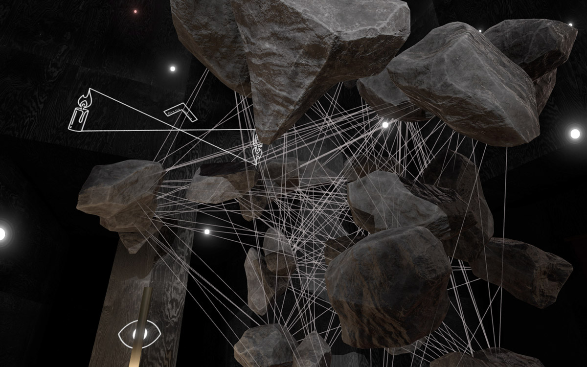 Lacuna-rocks