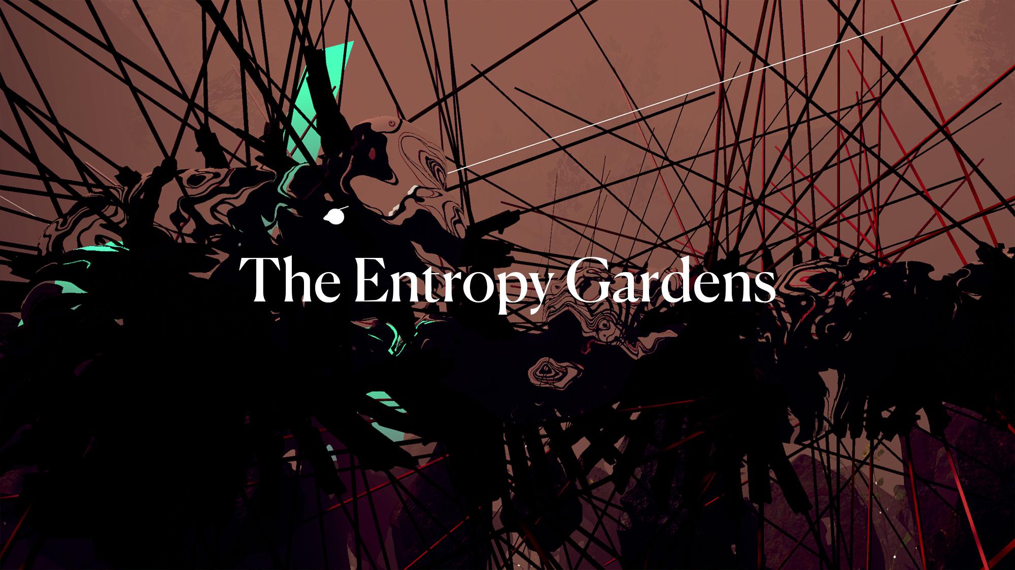 Depart - The Entropy Gardens